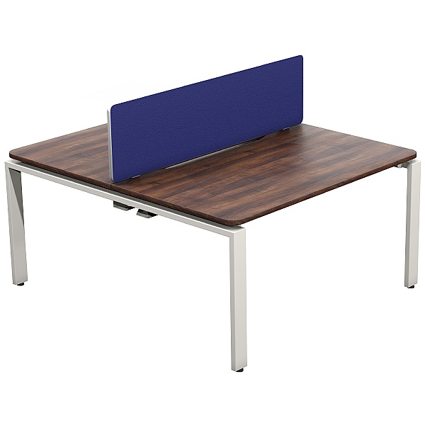NEXT DAY Velocity Bench System Double Desk Unit