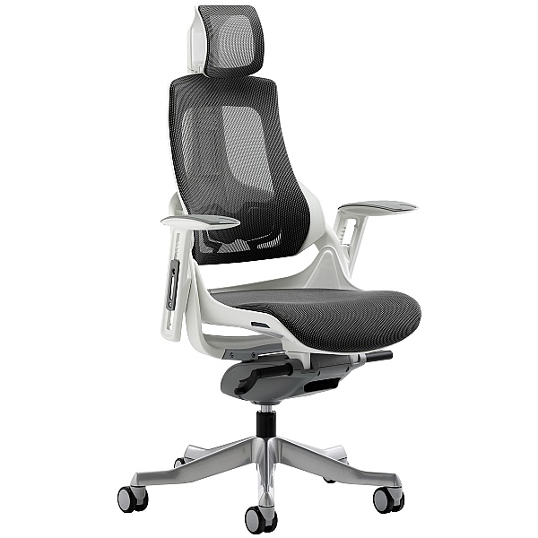 Jett Mesh Task Chair With Headrest
