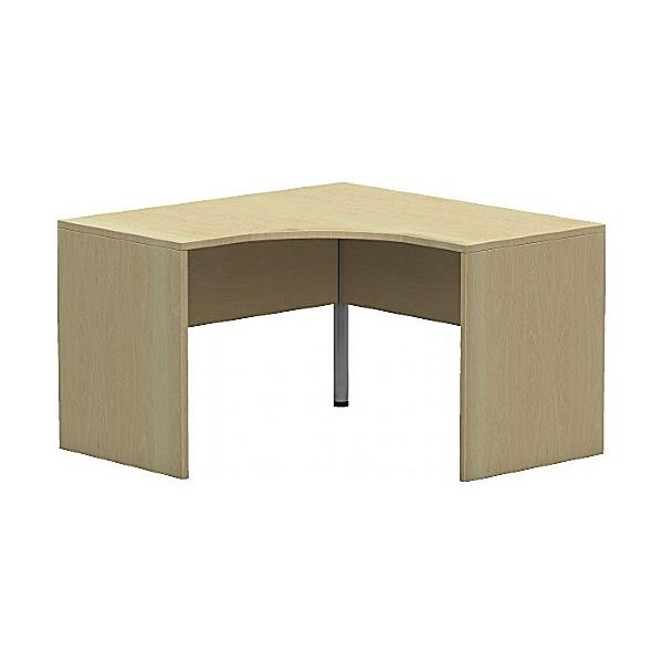 BN Easy Space Compact Ergonomic Desks - Panel End Legs