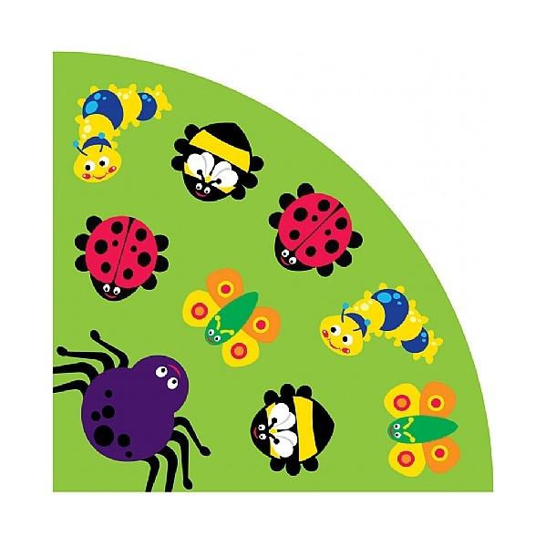 Back To Nature Corner Bug Carpet