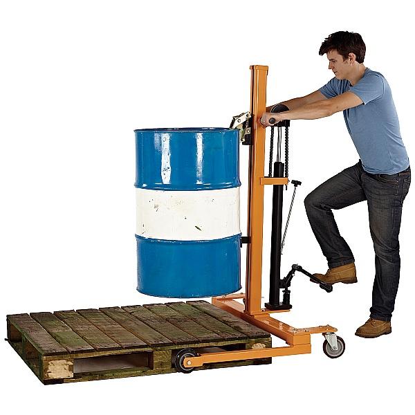 Pallet Width Drum Handler II