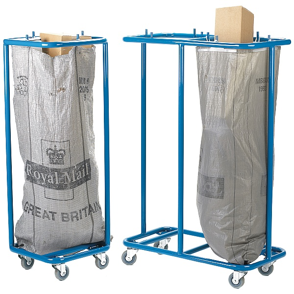 Post Bag Holders
