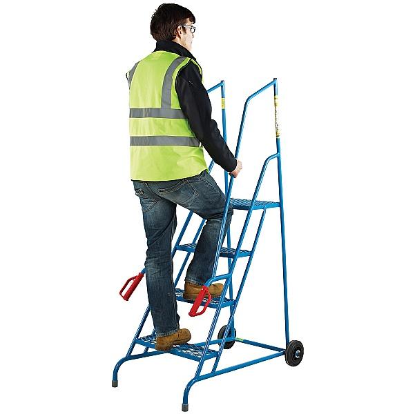 Fort Dock Step Ladders