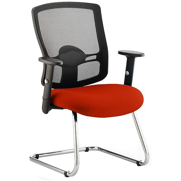 Driffield Colours Cantilever Visitor Chair