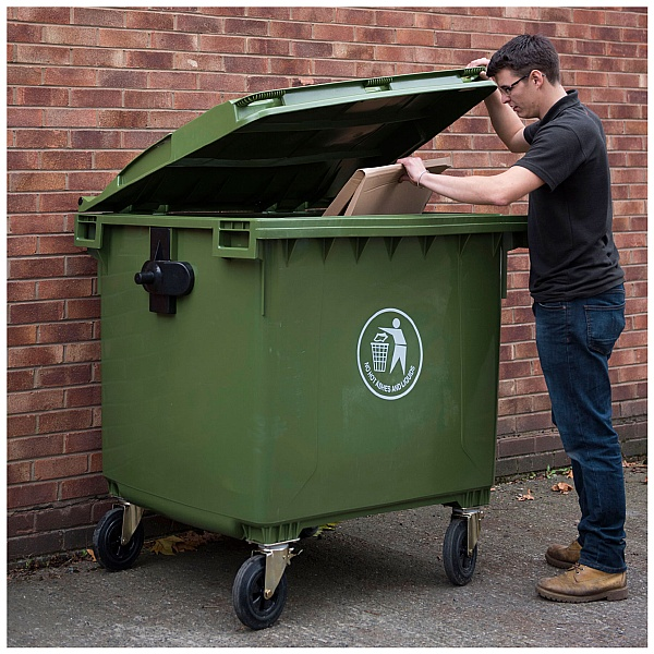Commercial Wheeled Bins