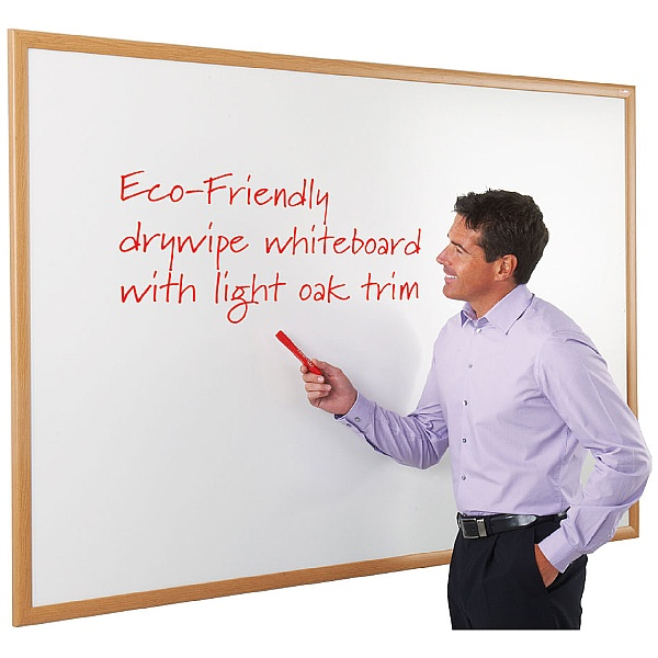 Write-On Eco-Friendly Wooden Whiteboards