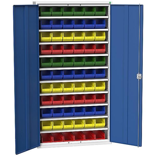 Bott Verso Bin Cupboard 66 Bins 1050W x 2000H