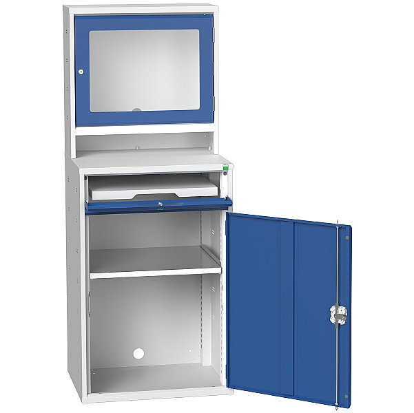 Bott Verso TFT Computer Cupboard 650W x 1650H