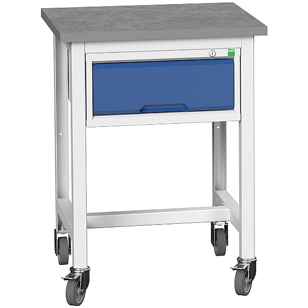 Bott Verso Benches - Mobile Workstand With 1 Drawer