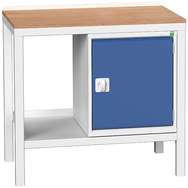 Bott Verso Benches - Welded Bench With Cupboard