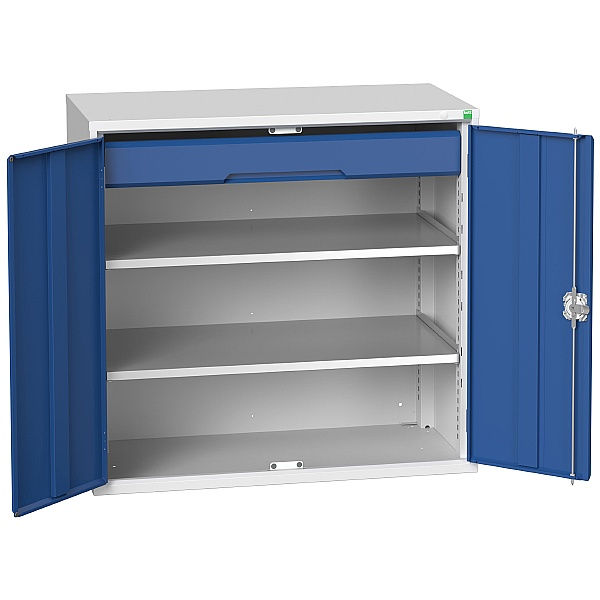 Bott Verso Kitted Cupboard 1050W 2 Shelves and 1 Drawer