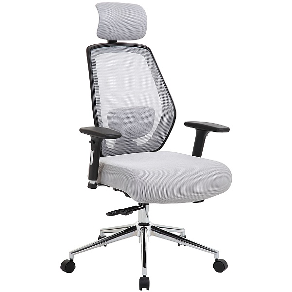 Ergo-Task Fully Loaded Mesh Office Chair with Posture Sprung Seat