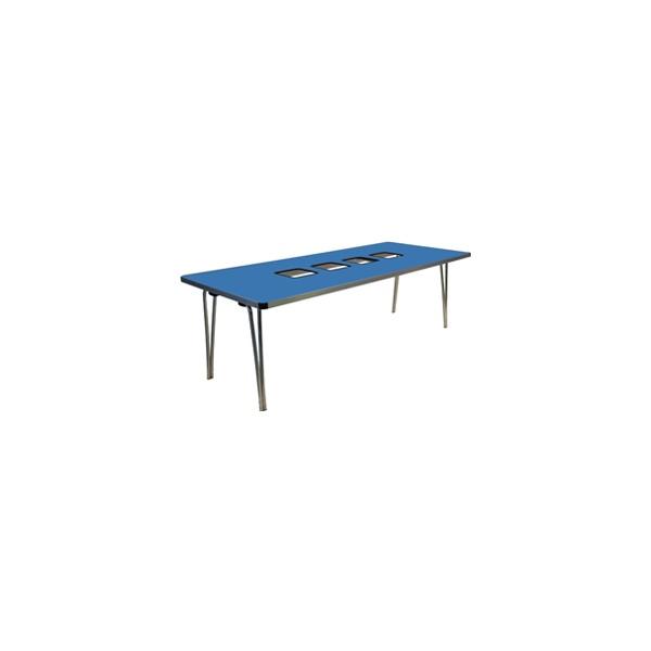 Gopak™ Four Tub Folding Tables