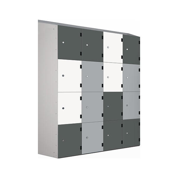 ShockBox Shockproof Sloping Top Lockers