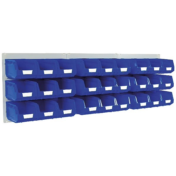 NEXT DAY Bott Louvred Panel 24 Bin Store Kit