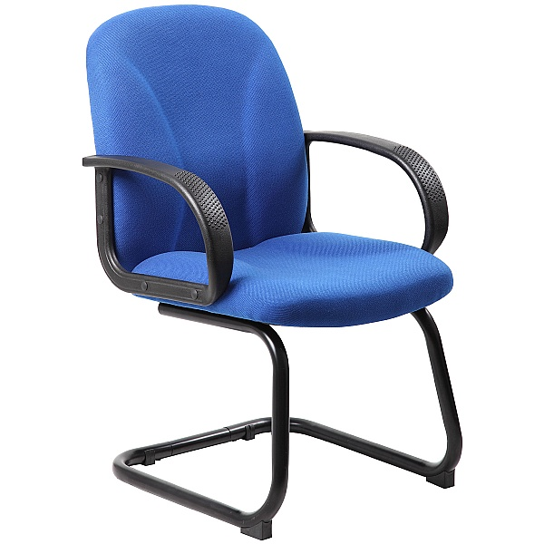 Perth Ergo Fabric Visitor Chairs