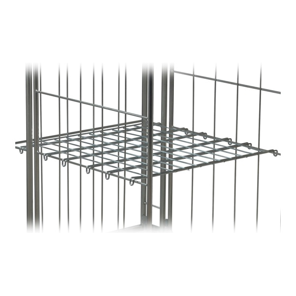 Removable Shelf For Palletower A-Base Nestable Roll Pallets