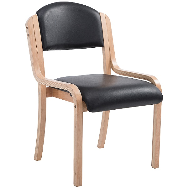 Devonshire Vinyl Stacking Chairs