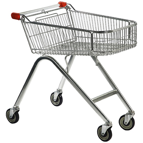 Palletower 71L Shopping Trolley