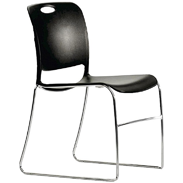 Maestro Express Polypropylene Stacking Chair