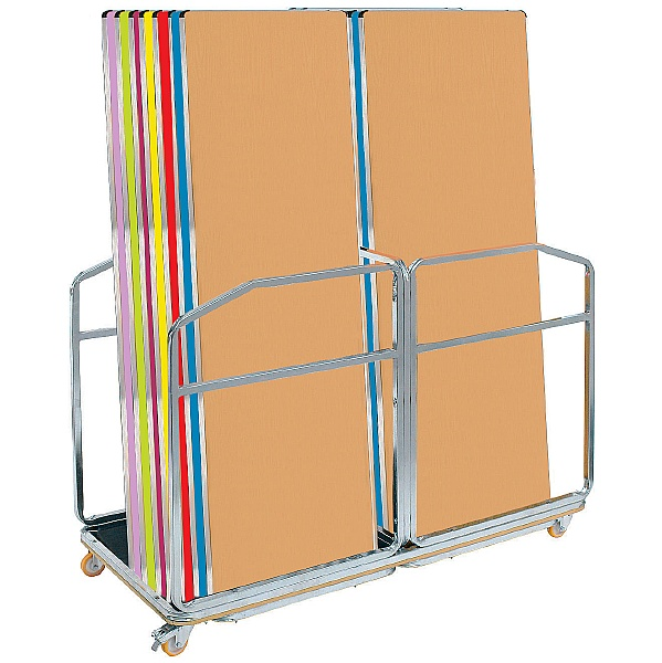 GoPak™ Contour Folding Tables and Trolley Bundle