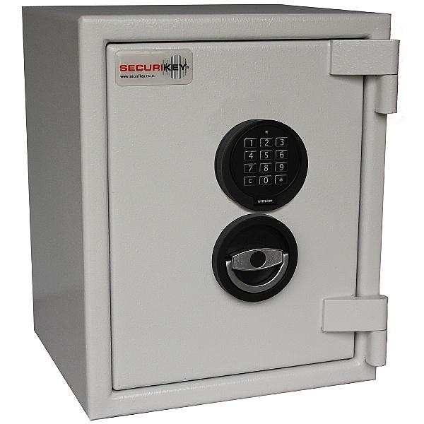 Securikey Euro Grade 0 Safe - Electronic Lock