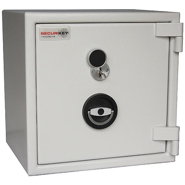 Securikey Euro Grade 0 Safe - Key Lock