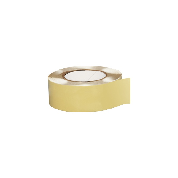 Luminous Hazard Warning Tape - White