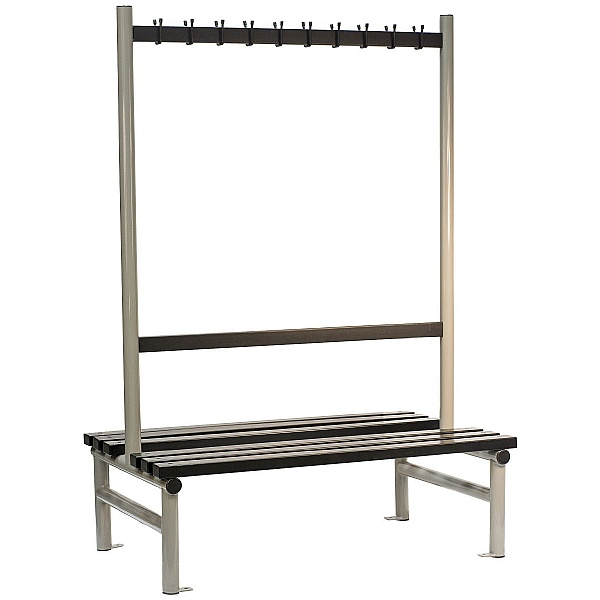 Double Sided Cloakroom Benches