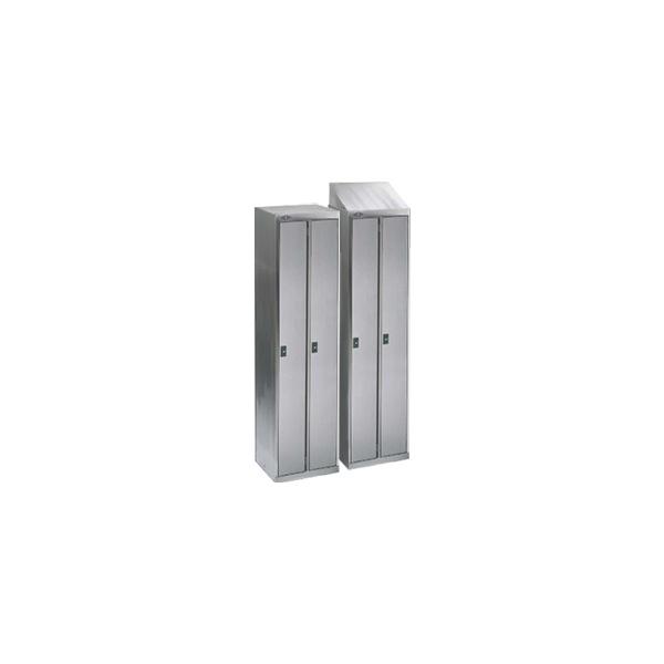 Stainless Steel Twin Locker