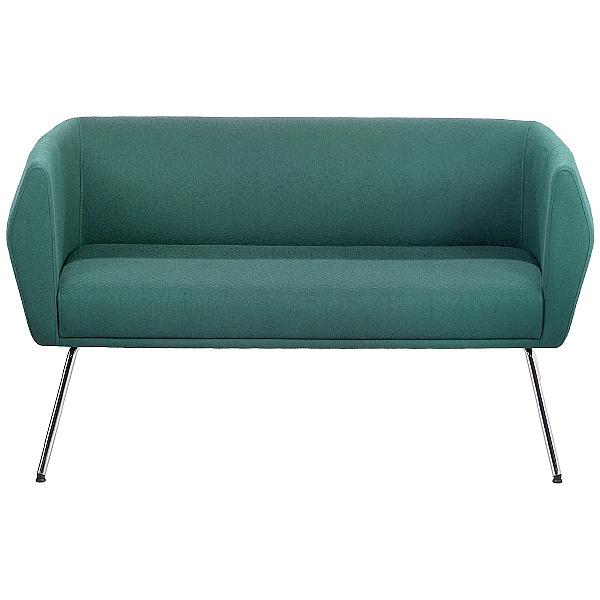 Premium HB12 4 Leg 2 Seater Reception Chairs