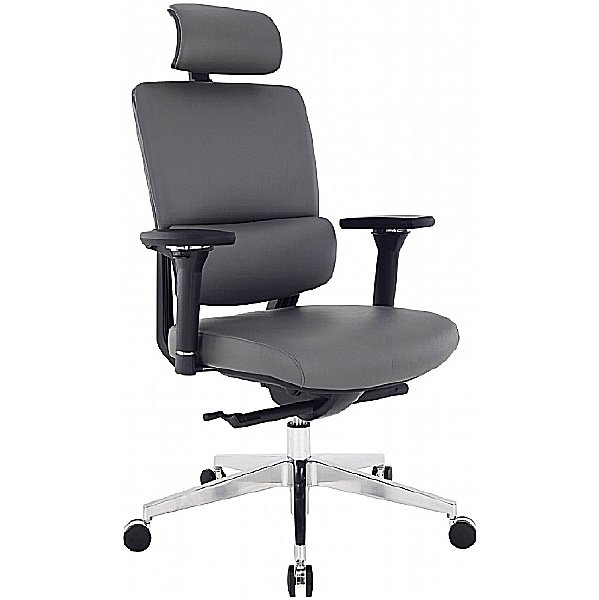 Parity Executive 24 Leather Office Chairs