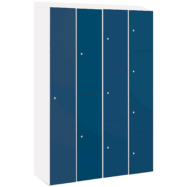 BuzzBox Sloping Top Lockers