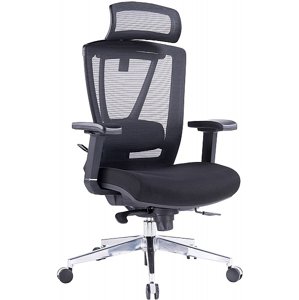 Contract 24/7 Posture Mesh Office Chairs