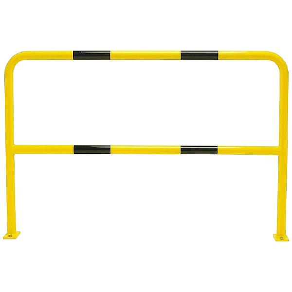 TRAFFIC-LINE Medium Duty Floor Fixed Steel Hoop Guards