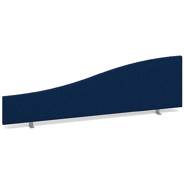 NEXT DAY Decor Wave Desk Screens