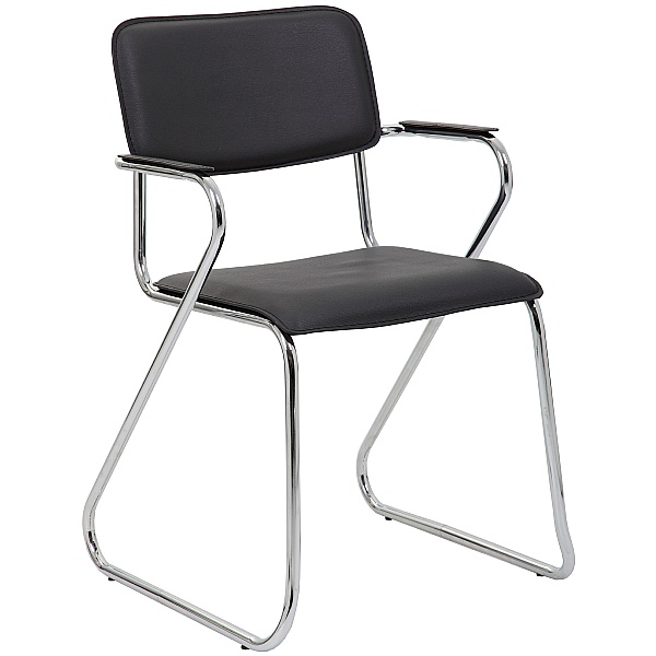 Saturn Visitor Chairs - Box of 2