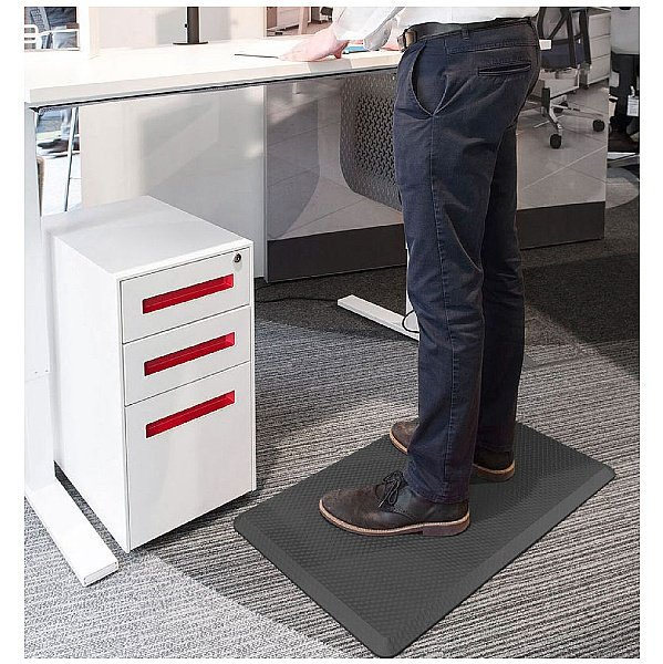Comfy Anti-Fatigue Sit-Stand Mat