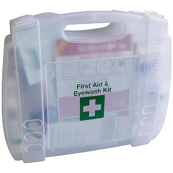 First Aid and Eyewash Kit