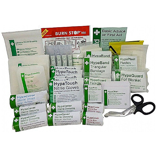 Industrial High Risk First Aid Kit Refills