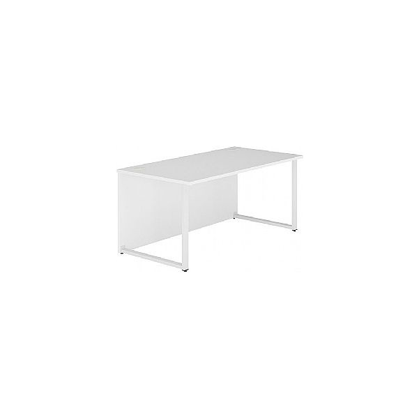 NEXT DAY Fluid Hoop Leg Rectangular Desks