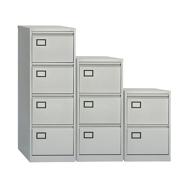Bisley Contract Steel Filing Cabinets