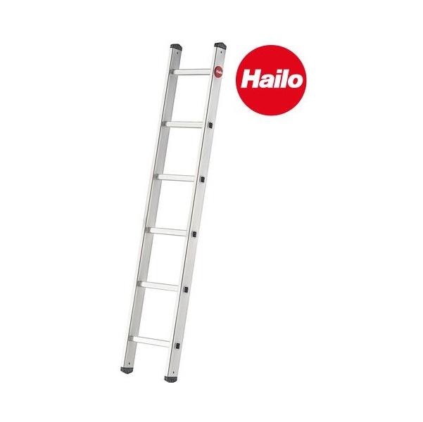 Hailo ProfiStep Uno Aluminium Ladder