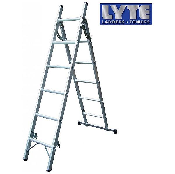 Lyte 3 Way Ladder