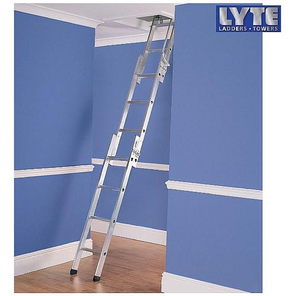 Lyte EasiLoft 3 Section Loft Ladders