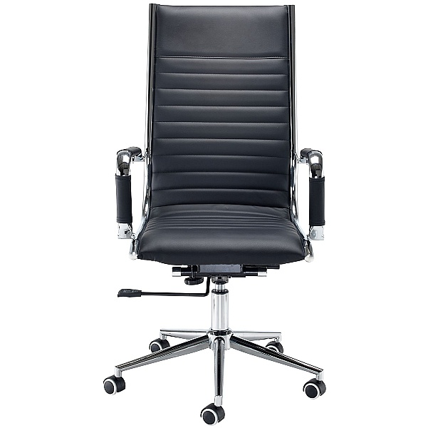 Bari Faux Leather Manager Chair