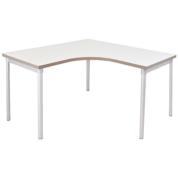 """Gopakâ""""¢ Workspace Modular Corner Meeting Table"""