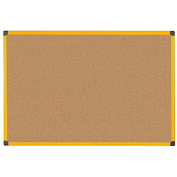 Bi-Office Industrial Ultrabrite Cork Noticeboard
