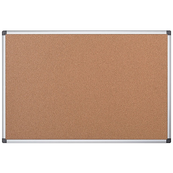 Cork Noticeboard For Bi-Office Flipping Noticeboards Display System