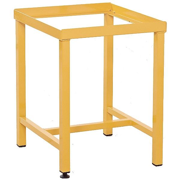 Floor Stand for Hazardous Flammable Substance Cupboards